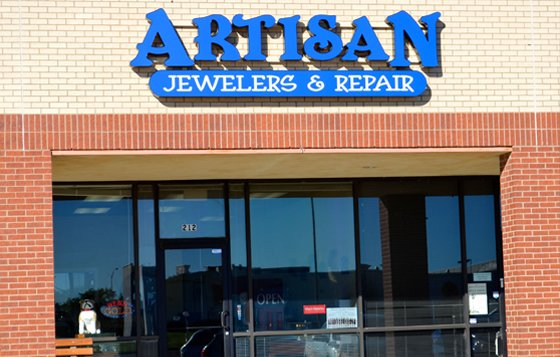 Artisan Jewelers & Repair Storefront