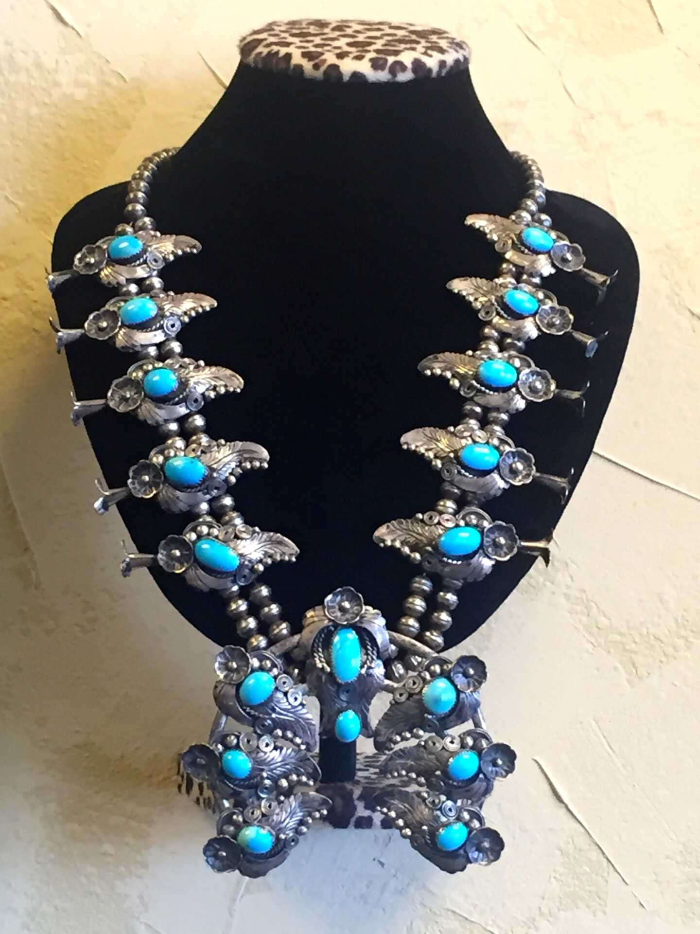 Turquoise Jewelry available at Artisan Jewelers